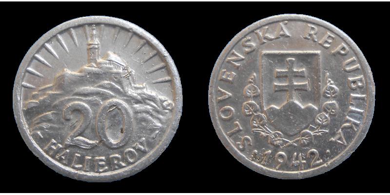 20 Halierov 1942