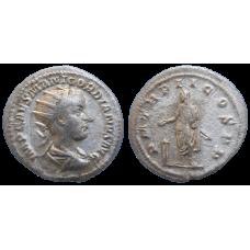 Gordianus III. Denár