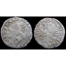 Matej II. Biely groš 1618
