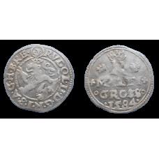 Rudolf II. Malý groš 1584