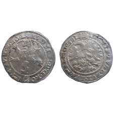 Rudolf II. Biely groš 1583