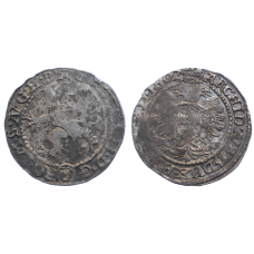 Rudolf II. Biely groš 1602