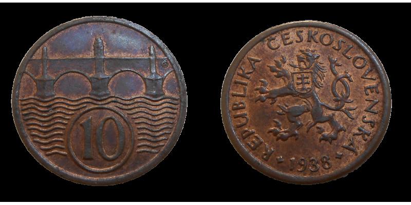 10 Halierov 1938