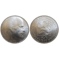 50 KČS 1970 V.I.Lenin