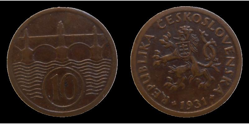 10 Halierov 1931