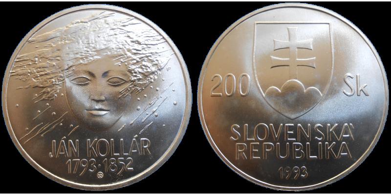 200 SK 1993 Ján Kollár