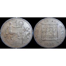 10 KČS 1932