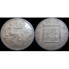 10 KČS 1931
