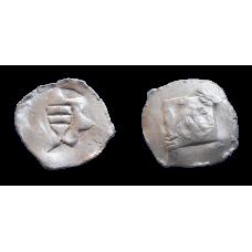 Albrecht I. Habsburský viedenský fenig