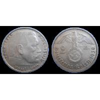 Nemecko 2 marka 1938 G
