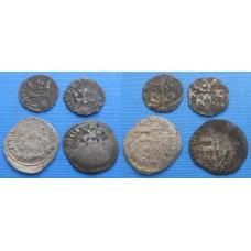 Karol Róbert konvolut mincí