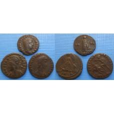 Konvolut rímskych mincí