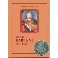 Mince Karola VI. 1711 - 1740