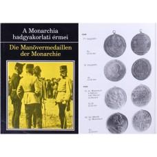 A Monarchia hadgyakorlati érmei