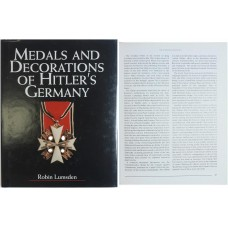 Medals and Decorations of Hitlers Germany
