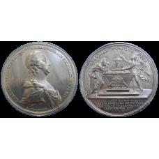 Mária Terézia medaila 1773 Karolína Lotrinská