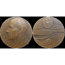 Medaila Karel Castelin 1903 - 1981 ČNS