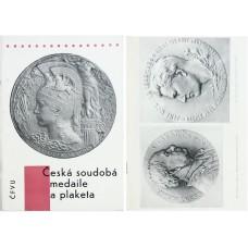 Česká soudobá medaile a plaketa