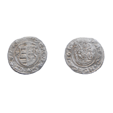 Matej II. denár 1614 KB