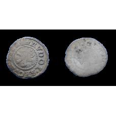 Rudolf II. Biely peniaz 1582