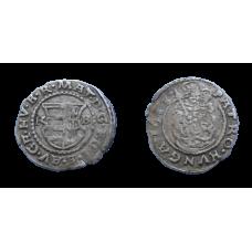 Matej II. denár 1613 KB