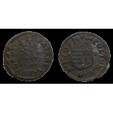 František II. Rákoci poltura 1707 KB