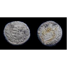 Matej II. denár 1617 KB