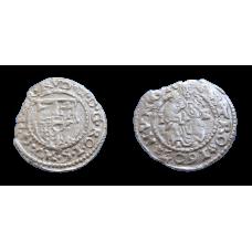 Rudolf II. denár 1603 KB