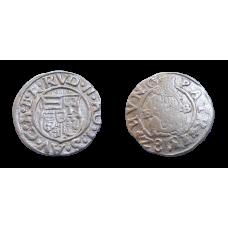 Rudolf II. denár 1582 KB