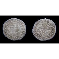 Ferdinand I. denár 1558 KB
