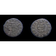 Ferdinand II. denár SB dobové falzum