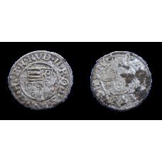 Rudolf II. denár 1583 KB