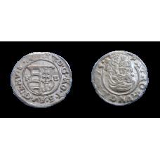 Matej II. denár 1615 KB