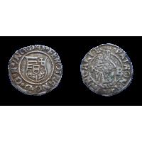 Ferdinand I. denár 1545 KB