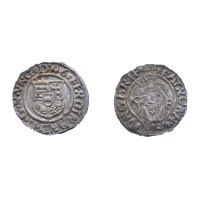 Ferdinand I. denár 1546 KB