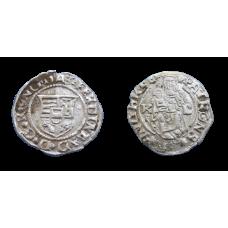 Ferdinand I. denár 1543 KB