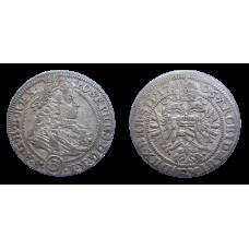 Jozef I. 3 grajciar 1705 FN
