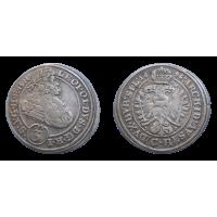 Leopold I. 3 grajciar 1696 CB