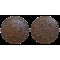 František II. 3 grajciar 1800 F R!
