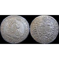 Leopold I. XV grajciar 1664 CA