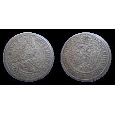 Jozef I. 3 grajciar 1707 CB