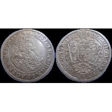 Leopold I. 1/2 Toliar 1700 KB