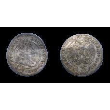 Leopold I. 1 grajciar 1705 Kutná Hora