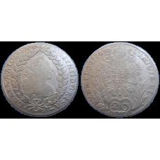Jozef II. 20 grajciar 1774 B EvMD