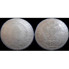 Jozef II. 20 grajciar 1783 C
