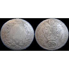 Jozef II. 20 grajciar 1783 B