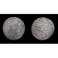 Leopold I. 1 grajciar 1671 SHS