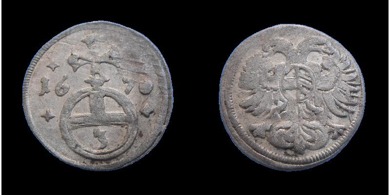 Leopold I. Grešľa 1670