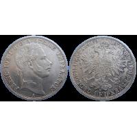 František Jozef I. 1 Zlatník 1859 A