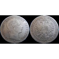 František Jozef I. 1 zlatník 1859 B